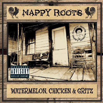 Nappy Roots Tree Sound Album Cover